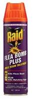 Flea Bomb From Raid
